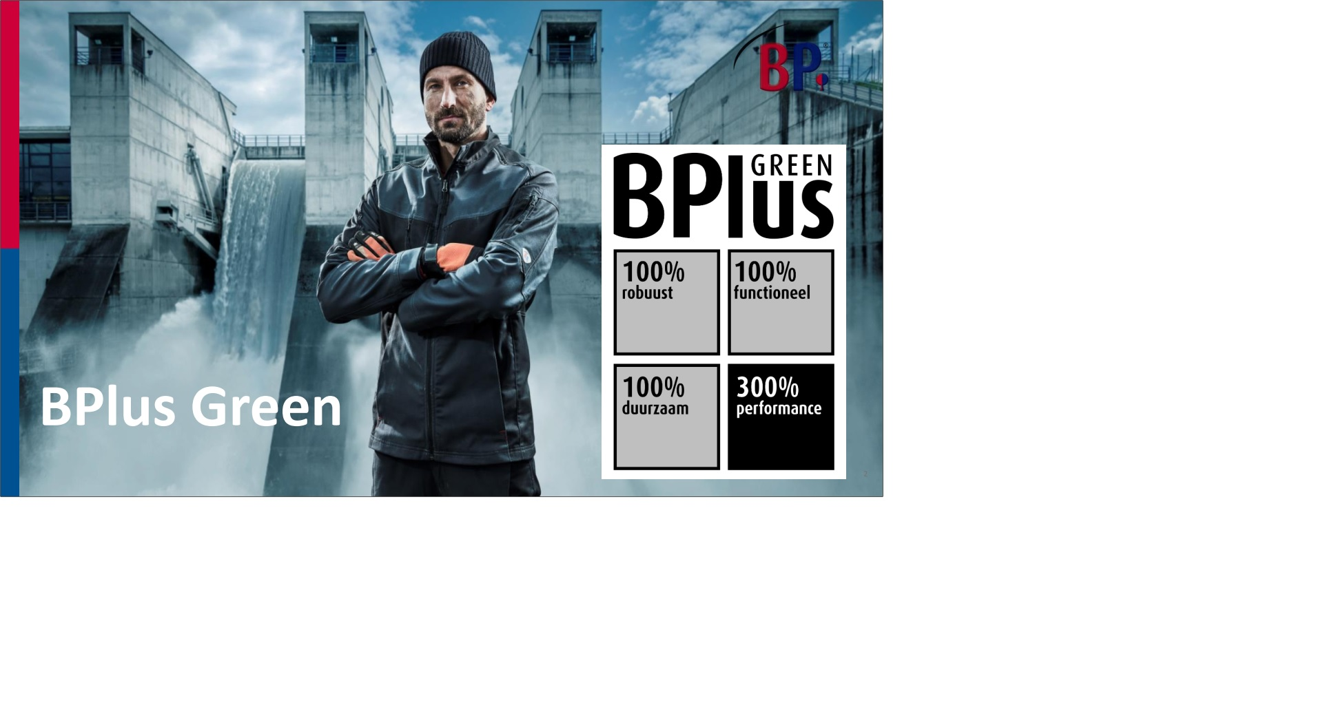 300% Performance met BPlus Green